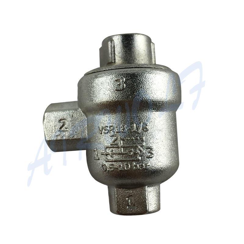 AIRWOLF pp pneumatic push pull valve custom bulk production-1