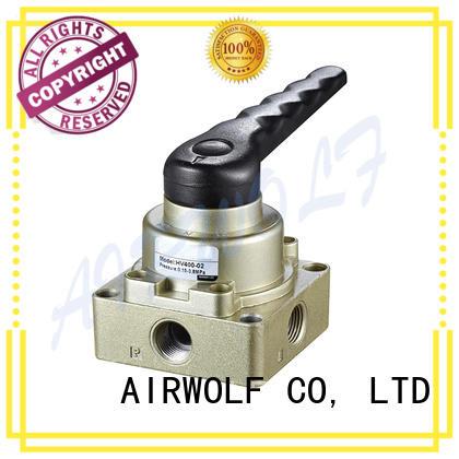 pneumatic push button valve cheapest price wholesale AIRWOLF