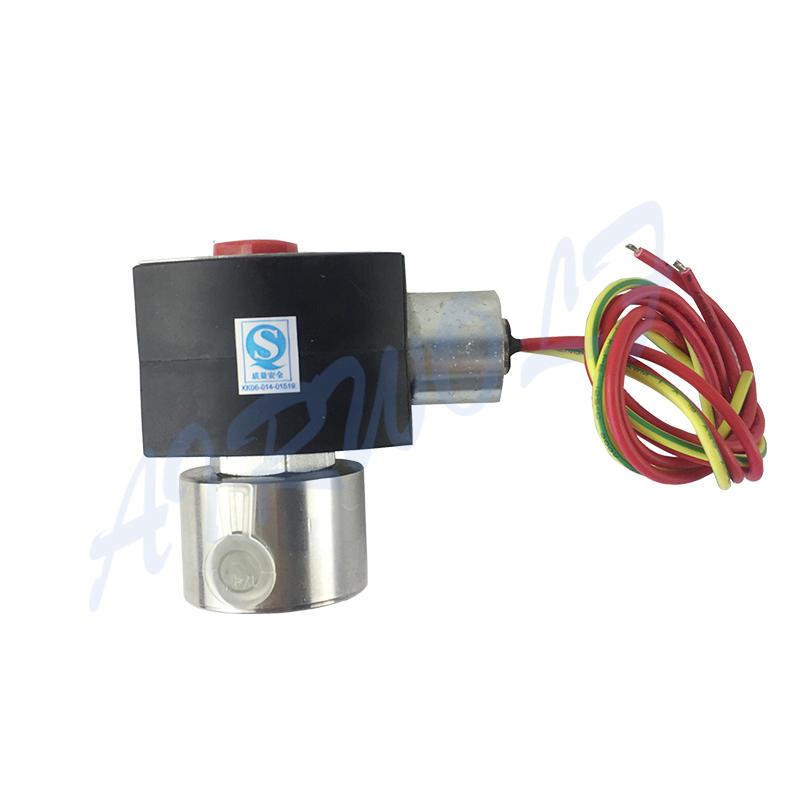 AIRWOLF hot-sale pneumatic solenoid valve spool switch control-3
