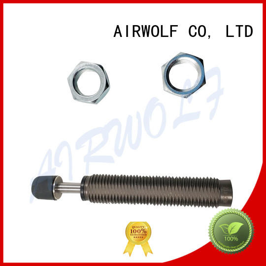 AIRWOLF rolled pneumatic air cylinders magnetically pressure