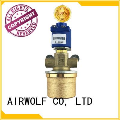 AIRWOLF high-quality solenoid valves spool liquid pipe