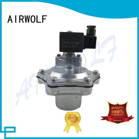 thread die AIRWOLF Brand pulse motor valve factory