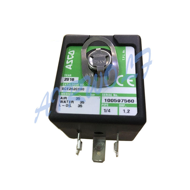 AIRWOLF wholesale magnetic solenoid valve hot-sale direction system-1