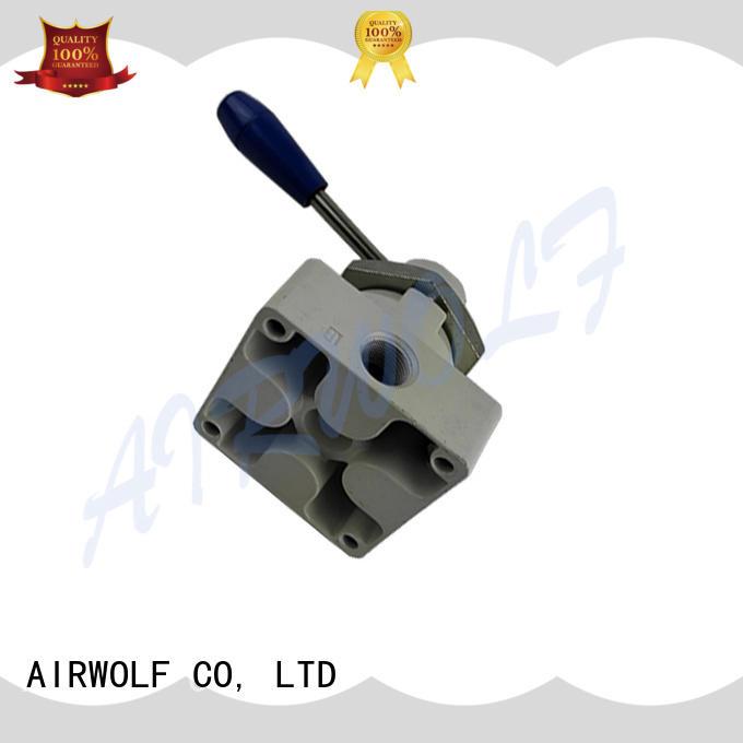 custom pneumatic manual control valve cheapest price at discount AIRWOLF