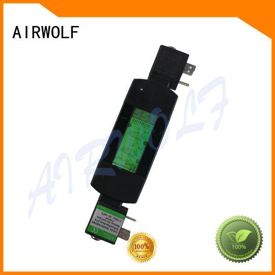 AIRWOLF high-quality single solenoid valve single pilot liquid pipe