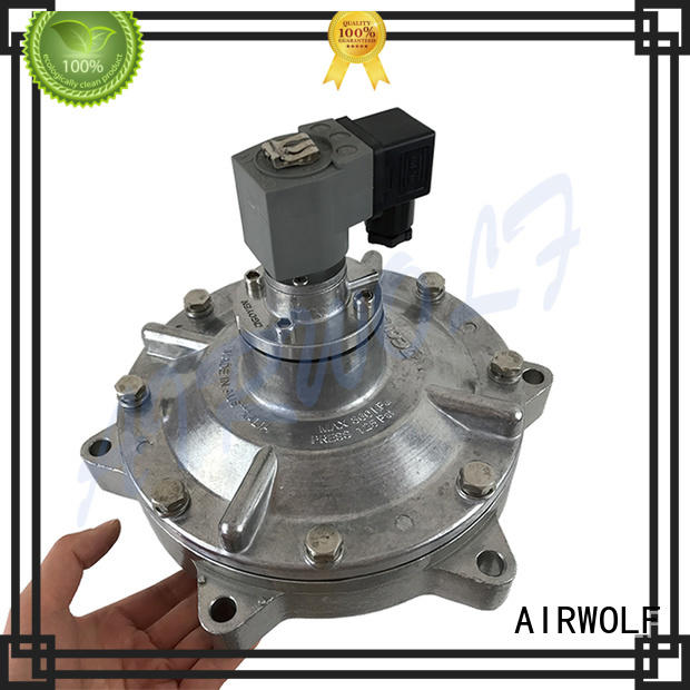 AIRWOLF customized pulse valve wholesale air pack installation