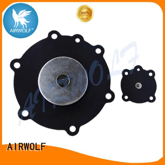 AIRWOLF stainless steel diaphragm valve repair kit air construction