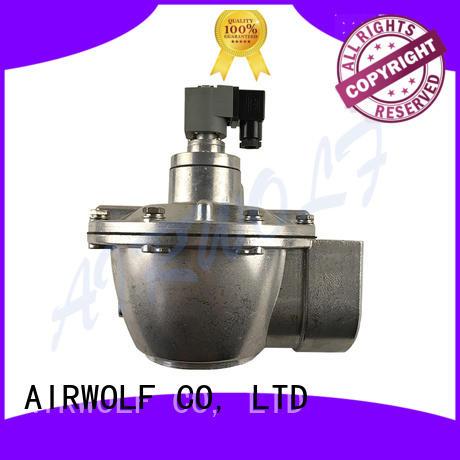 aluminum alloy dust collector pulse valve custom at sale AIRWOLF