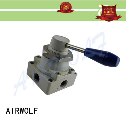 pneumatic manual valves cheapest price wholesale AIRWOLF
