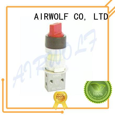 AIRWOLF black pneumatic manual valves direct at discount