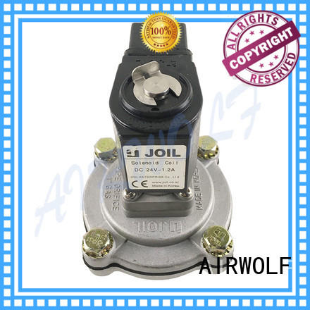 AIRWOLF electrically valved pulse jet plans wholesale at sale