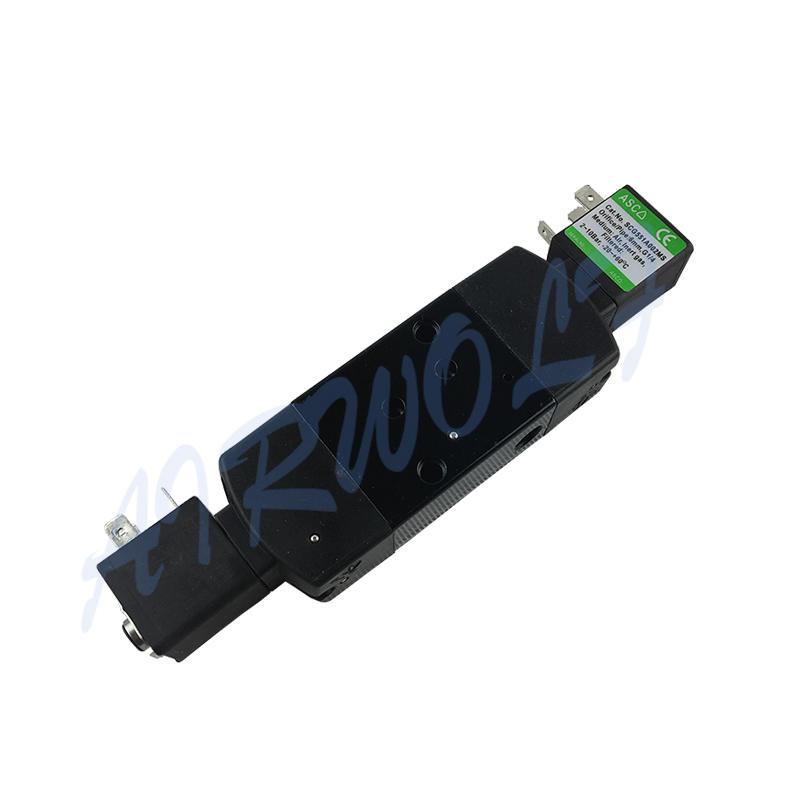 AIRWOLF high-quality single solenoid valve single pilot liquid pipe-3