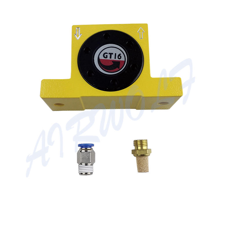 high quality pneumatic vibration equipment yellow impact at sale-1