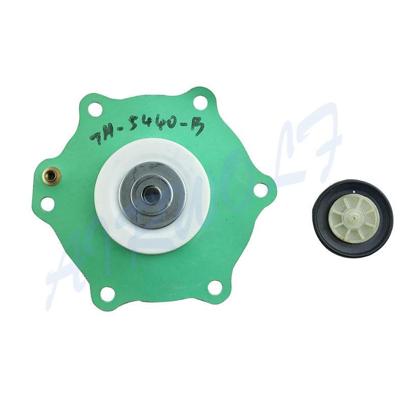Taeha type Diaphragm valve repair kit TH-5825-B Green Viton 1 inch-1