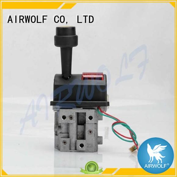 AIRWOLF low price hydraulic tipping valve mechanical water meter
