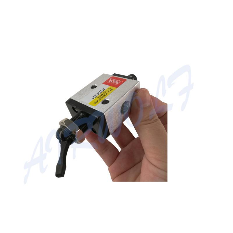AIRWOLF convenient pneumatic push button valve valves wholesale-2