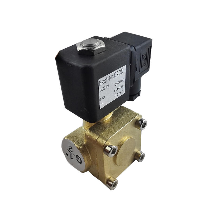 AIRWOLF aluminium alloy pneumatic solenoid valve way switch control-1