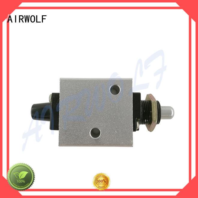 AIRWOLF high quality pneumatic manual valves one at discount