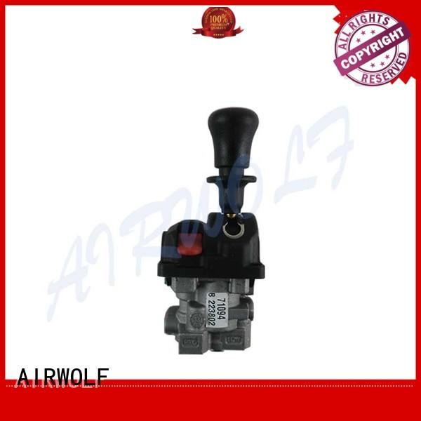 AIRWOLF low price hydraulic tipping valve for wholesale water meter