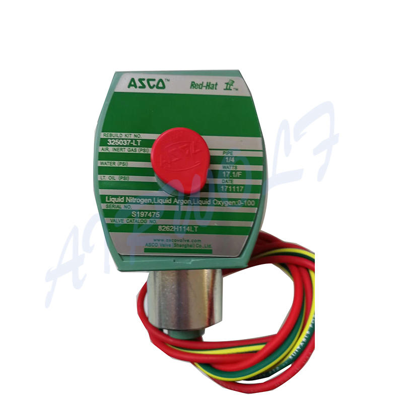 AIRWOLF OEM pilot operated solenoid valve hot-sale direction system-1