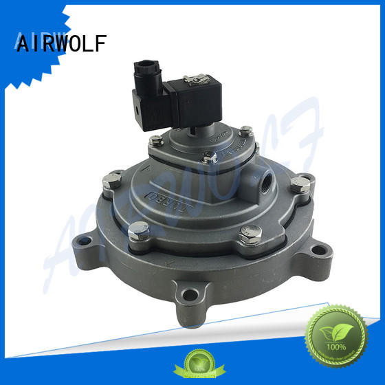 Turbo Type Submerged type pulse jet valve SQP75-IN 3 inch  Aluminium alloy