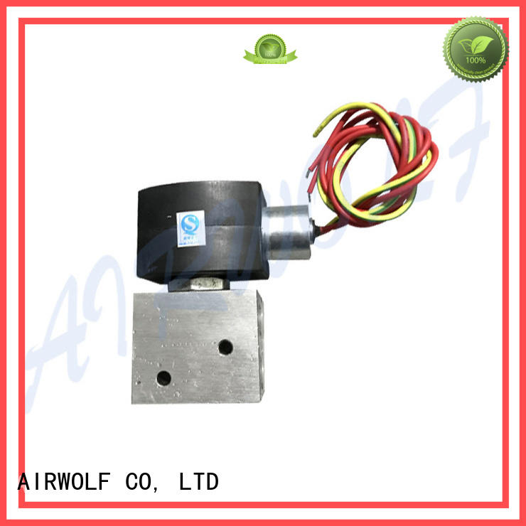 AIRWOLF wholesale solenoid valves on-sale for gas pipelines