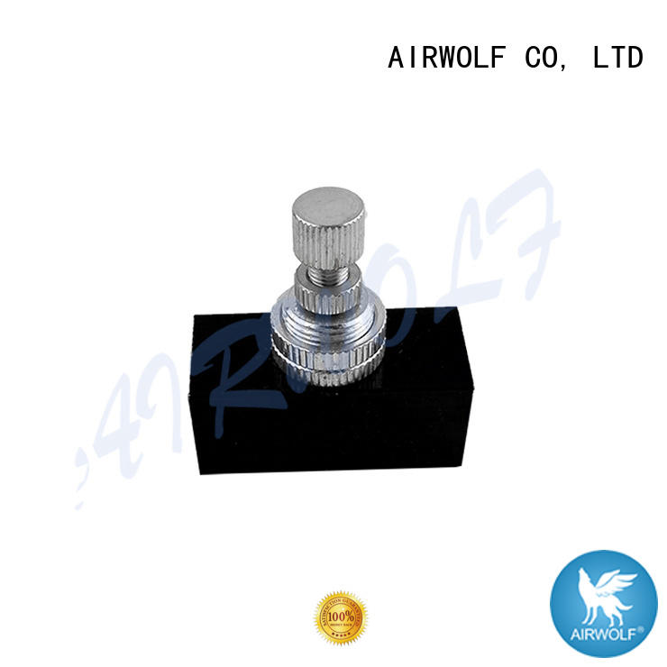 AIRWOLF hand-switching pneumatic manual valves position at discount