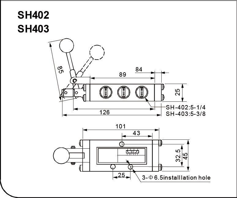 AIRWOLF pp pneumatic push pull valve toggle bulk production-3