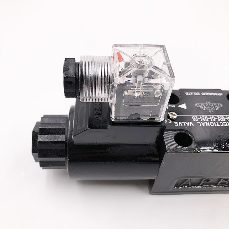 AIRWOLF ODM hydraulic directional control valve free delivery for gas opening-2