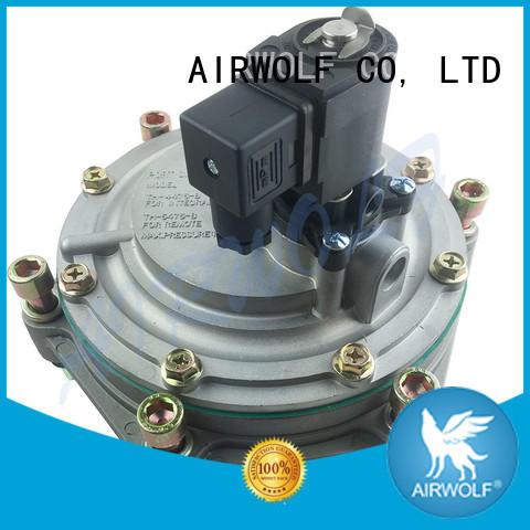 korea right slivery AIRWOLF Brand air pulse valve supplier