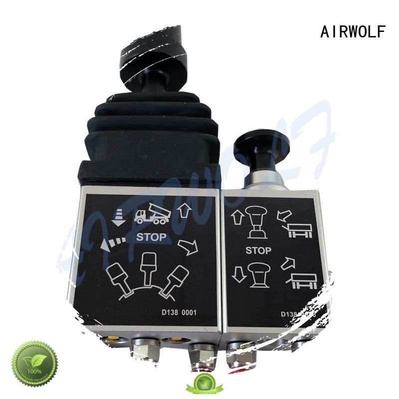 dump truck hydraulic valve mechanical for faucet AIRWOLF