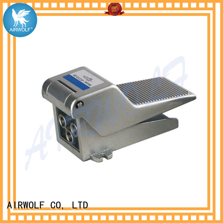 mechanical pneumatic manual control valve custom short wholesale