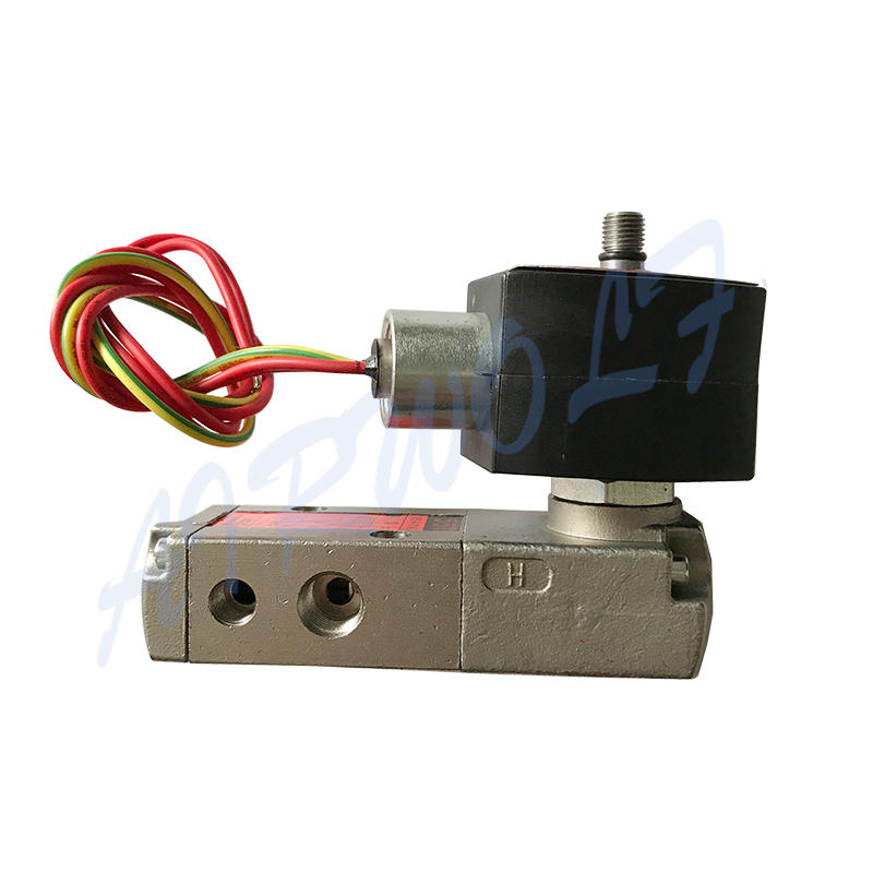 AIRWOLF on-sale single solenoid valve magnetic direction system-2