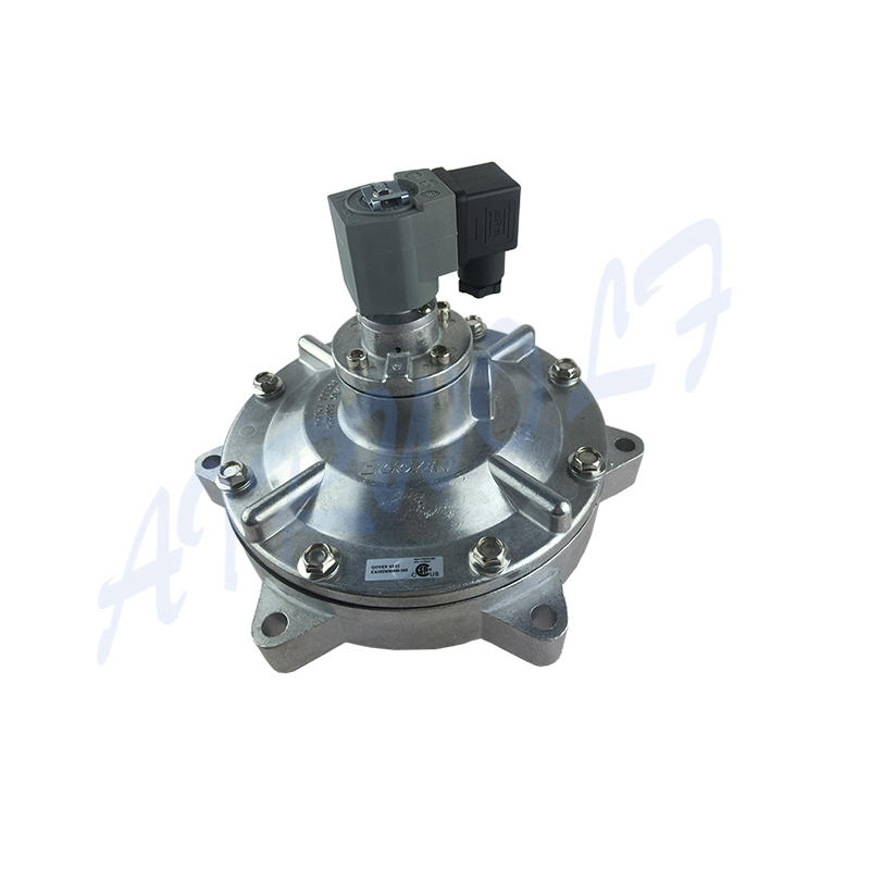 aluminum alloy water pulse valve norgren series dust blowout AIRWOLF-1