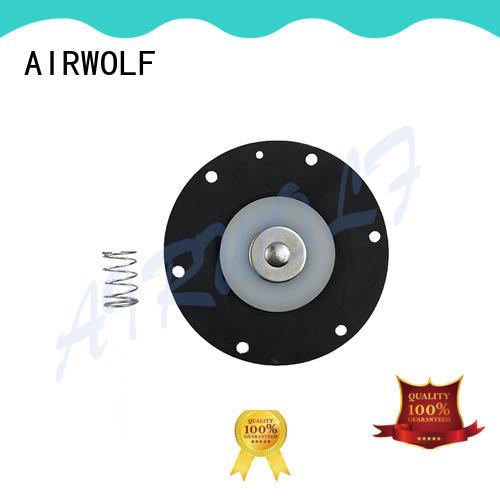 AIRWOLF yellow diaphragm valve repair kit viton water industry