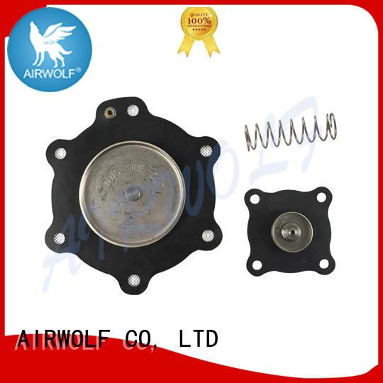 AIRWOLF turbo solenoid valve repair kit circle foundry  industry