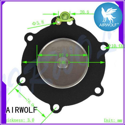 hot-sale NBR Diaphragm repair kit on-sale electronics industry AIRWOLF
