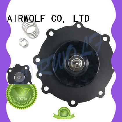 Korea Joil type Diaphragm valve repair kit JISI102 Nitrile 4 inch wih spring