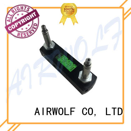 AIRWOLF high-quality pneumatic solenoid valve body adjustable system