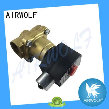 AIRWOLF solenoid valves way water pipe
