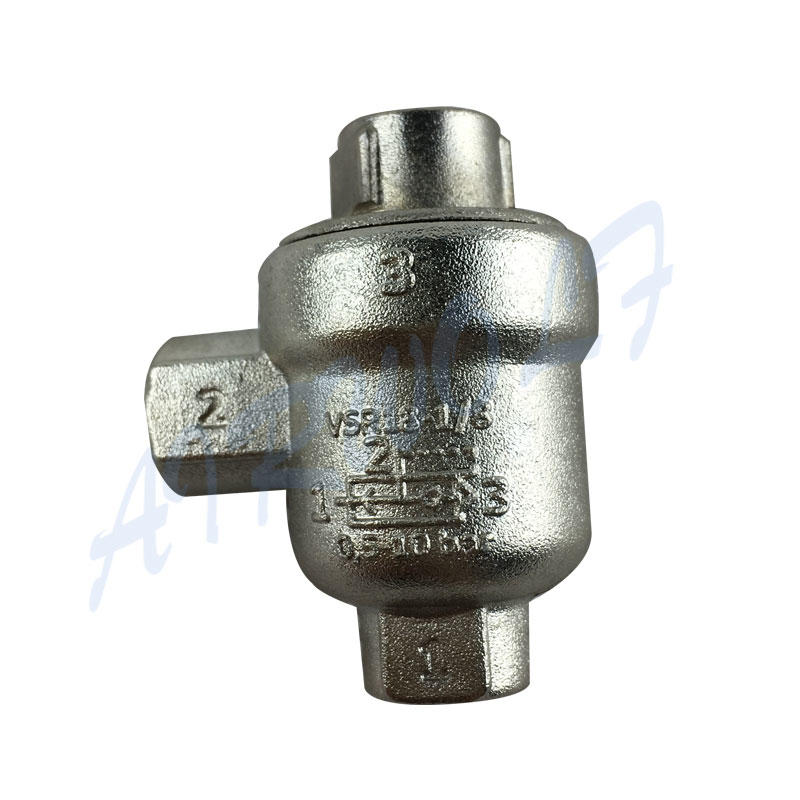 mechanical hydraulic tipping valve ring for faucet AIRWOLF-1