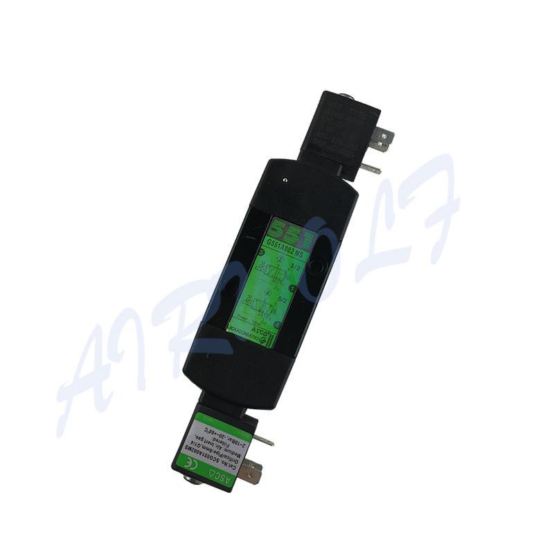 AIRWOLF high-quality single solenoid valve single pilot liquid pipe-1