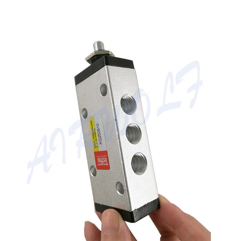 AIRWOLF pp push button pneumatic air valve position bulk production-2