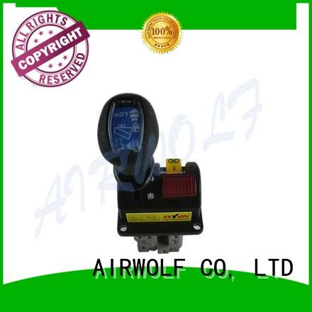 proportional dump truck hydraulic valve contact now mechanical force AIRWOLF