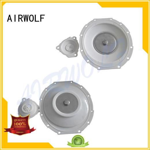 assembly NBR Diaphragm repair kit viton textile AIRWOLF