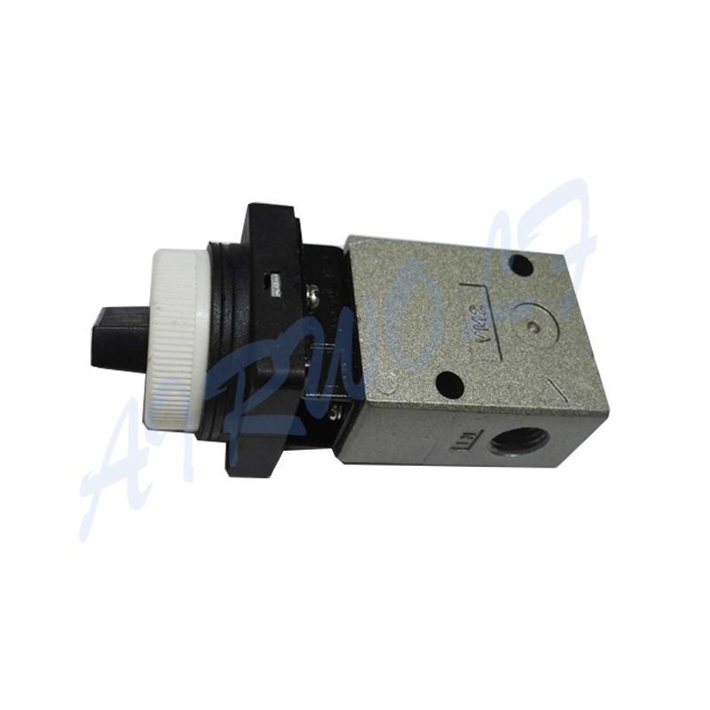 high quality push button pneumatic air valve drive bulk production AIRWOLF-1