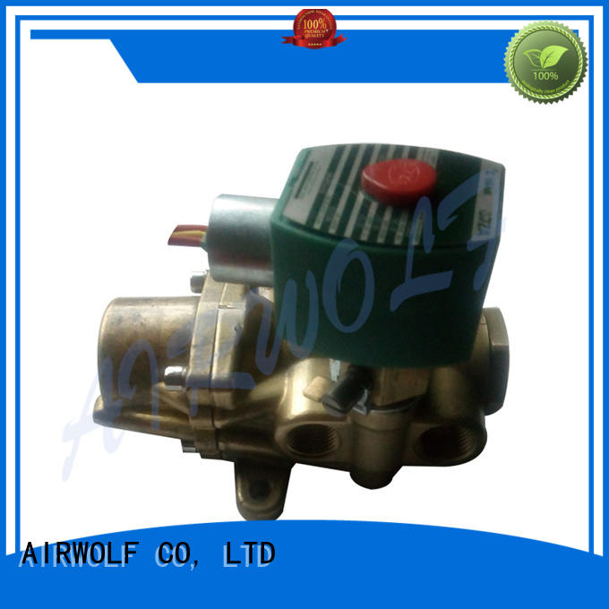 AIRWOLF wholesale pilot operated solenoid valve on-sale water pipe