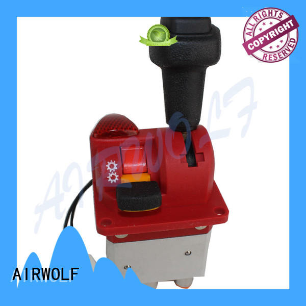 limit dump truck valve for wholesale mechanical force AIRWOLF