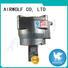 AIRWOLF aluminium alloy pneumatic solenoid valve water pipe