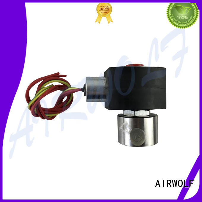 AIRWOLF on-sale solenoid valves spool for gas pipelines